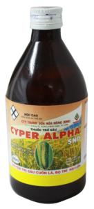 CYPER ALPHA 5ND
